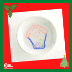 Gingerbread House on the Water STEM Fun Science Experiments for Kids with Free Printable Worksheets (4-6 Year Olds)